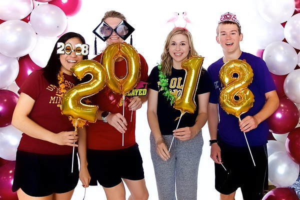 MSA Graduation and Photo Booth 2018