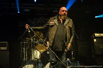 Paul Di'Anno - Hard Rock Hell VII