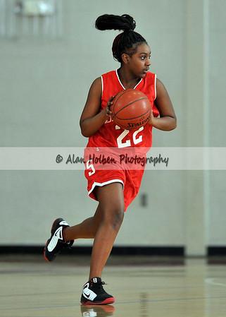 Girls JV Basketball - Sexton at Mason - Feb 23