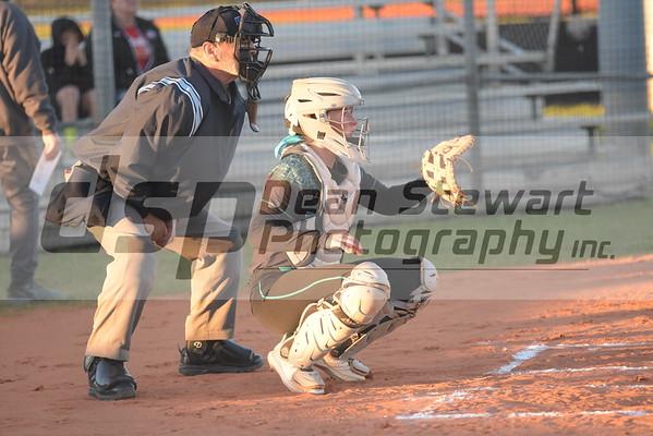 V Softball 3-6-19
