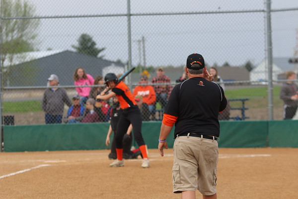 April 23, 2019 - Lincolnwood Softball vs. Morrisonville