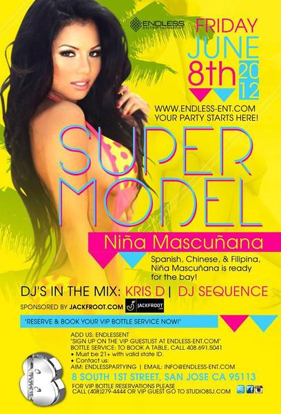 6/8 [Nina Mascunana Live@Studio 8]