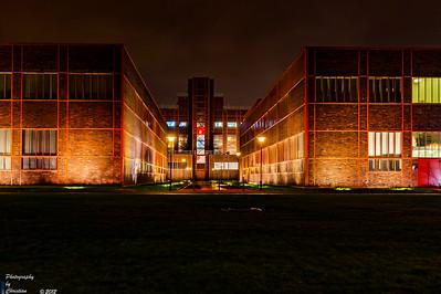 21.11.2015 - Auf Zollverein