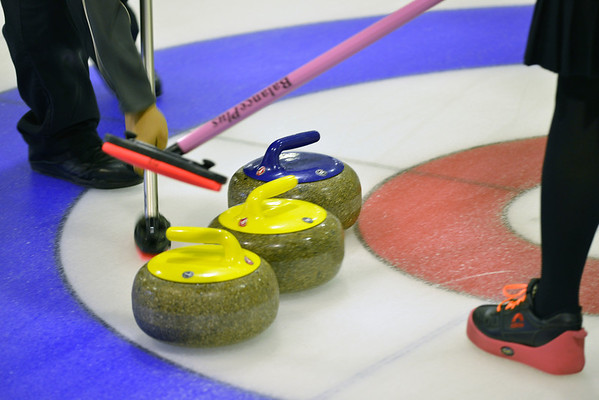 Brockville Country Club 100th Year First Curling Bonspiel