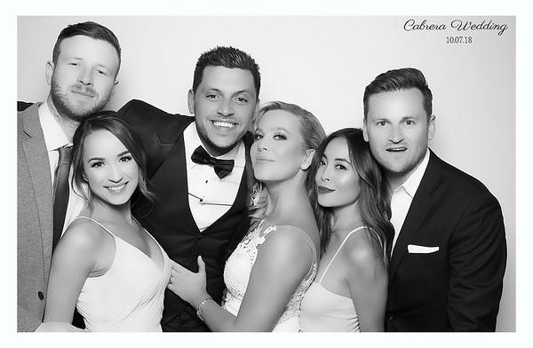 Cabrera Wedding 2018 Glamout Style