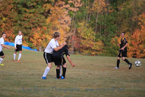 2014-10-07 High School Boys Soccer