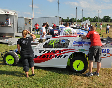 2008 Misc. Dirt Modified Events