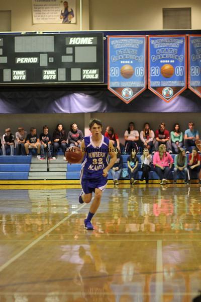 2012-13 Newberry Academy Varsity Boys Basketball