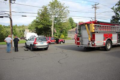 Car fire - 82 Main St S, Bethlehem, CT - 7/19/2021