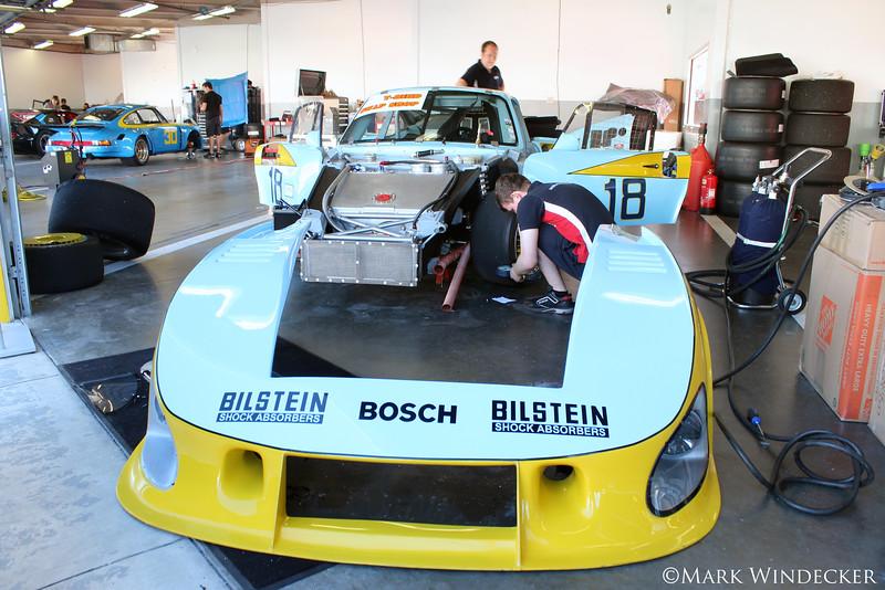 B-1 Zak Brown/Richard Dean/Danny Sullivan 81' Porsche 935