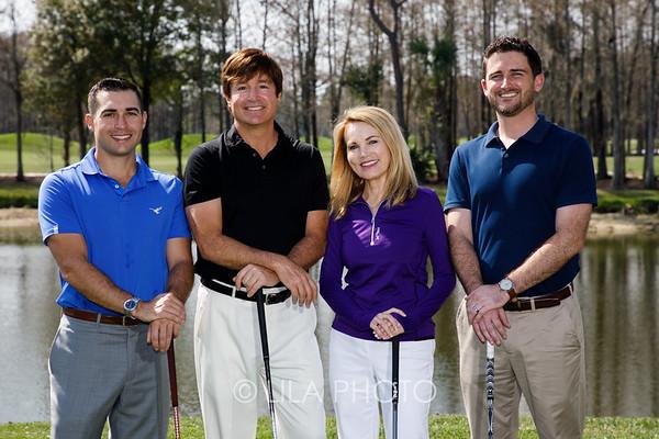 Golf Committee Magazine Shoot - 2017