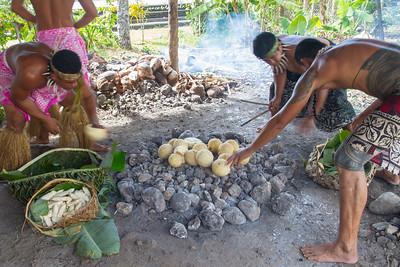 Traditional cooking, craftsmanship.