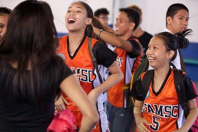 CAMPRISA High School Girls Volleyball ball 2015 SFAMSC vs LBCA