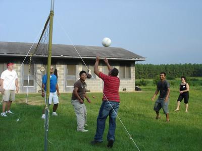 July Migrant Camp Visit