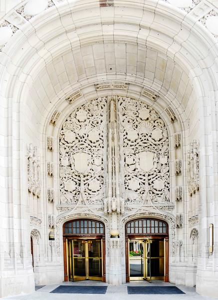Chicago_Tribune Building