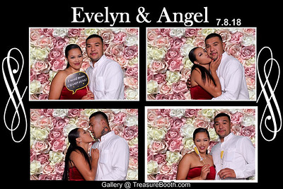 Evelyn and Angel