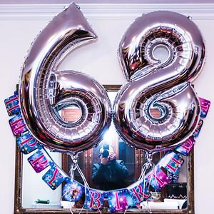 Siphath's 68th Birthday:  March 4, 2018
