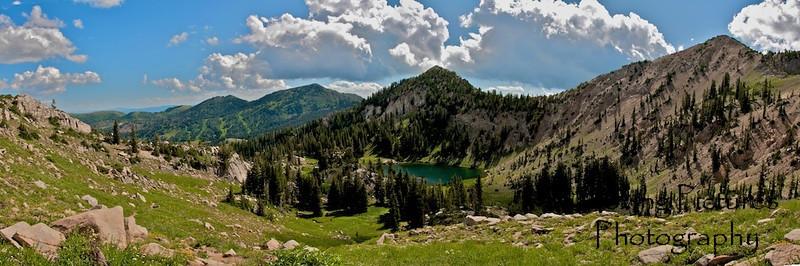 Lake Catherine, Big Cottonwood Canyon, Salt Lake City, Utah
