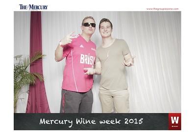 Mercury Wine Week