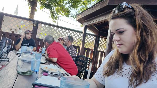 Blacksburg bar golf 8-1-2015