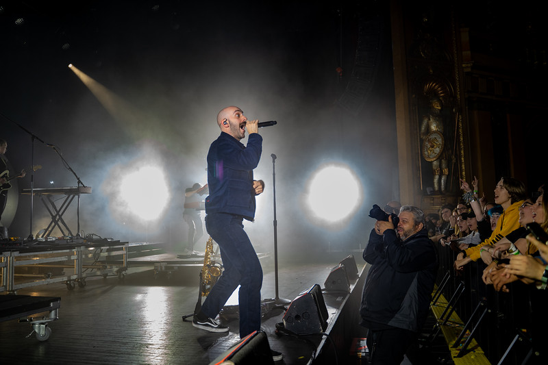 2019 Nov 6, X Ambassadors, The Fillmore Detroit: Usaf Alcodray