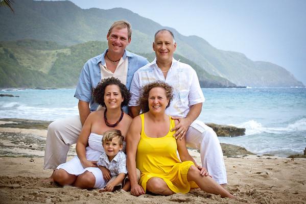 The Zuckerman/Martens Family