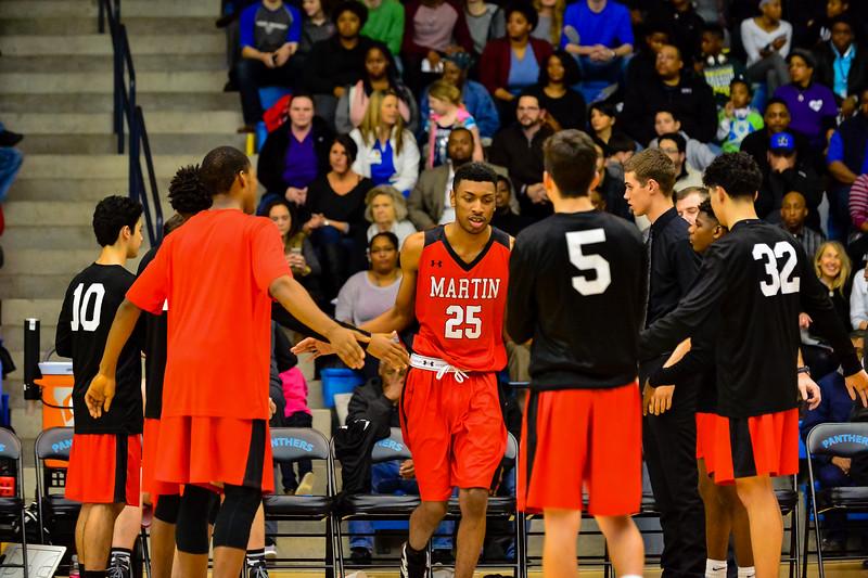 Varsity vs  Arlington Martin 01-22-16-7