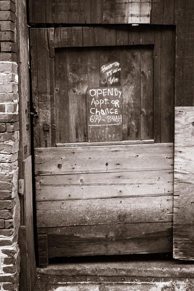 Dick Sawyer_Blacksmith Shop Sign (1 of 1).jpg