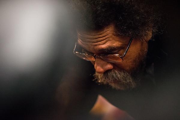 Dr. Cornel West for Bernie Sanders