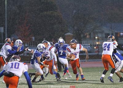 Penn Yan Football 11-1-14