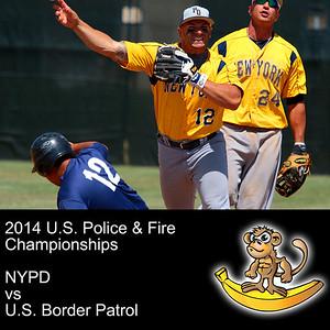 NYPD vs US Border Patrol