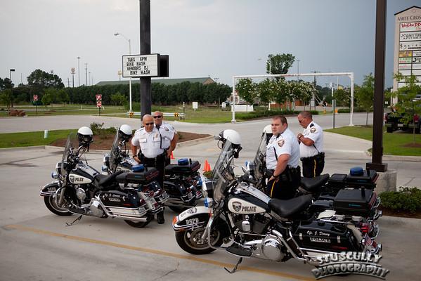 2010 June Hooters Bike Night