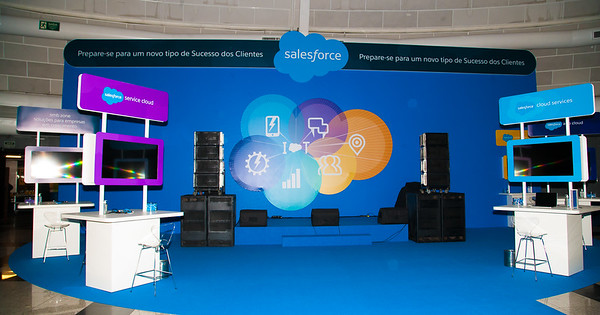 Salesforce World Tour 2016 - Baixa