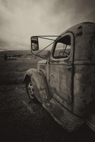 Abandoned Palouse Truck
