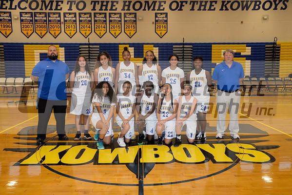 Osceola Girls JV Basketball 12-14-18