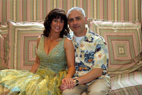 John & Crystal Boston's Wedding Day November 10, 2009