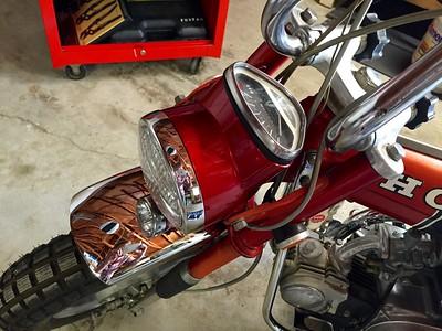 1970 Honda CT70