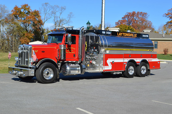 Company 17 - Laytonsville Fire Department