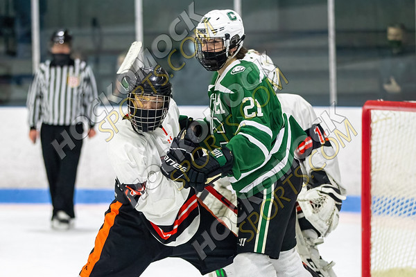 Oliver Ames-Canton Boys Hockey - 02-12-21