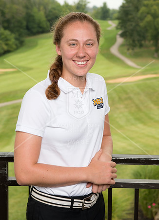 2017 Women's Golf Team Photos