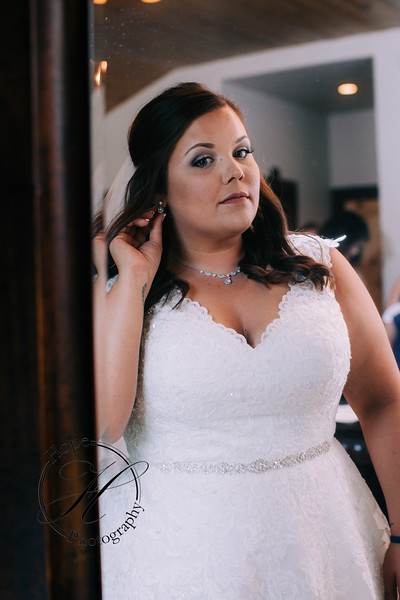 Wedding Prep and details