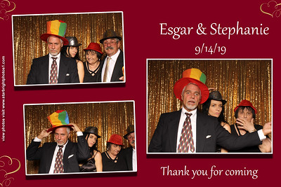 Esgar & Stephanie