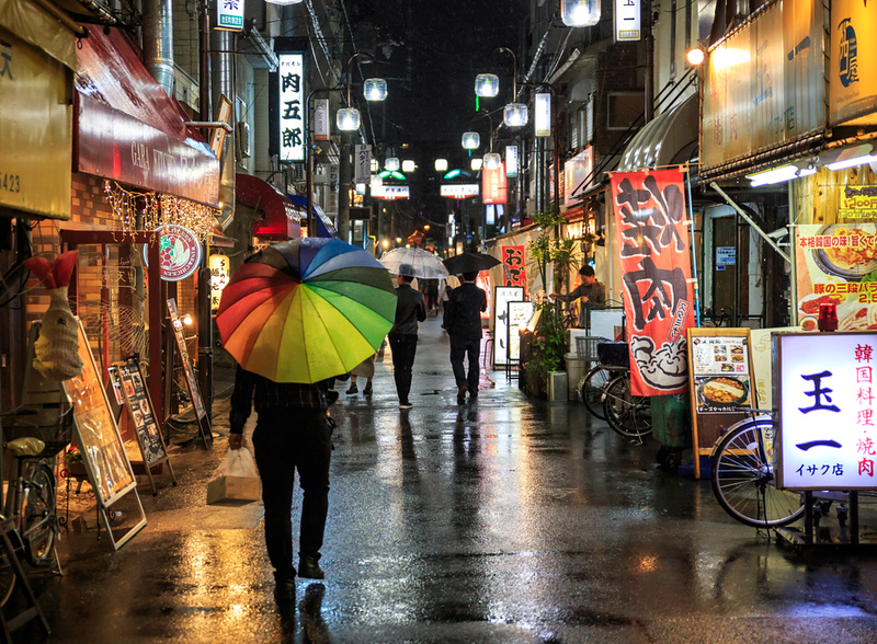 Tenjinbashisuji 6-chome. Photo Credit: Osaze Cuomo/Shutterstock.com