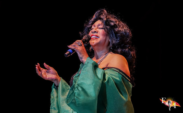 Mary Wilson of the Supremes 2019