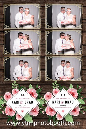 Photo Strips - 9/14/19 - Kari & Brad