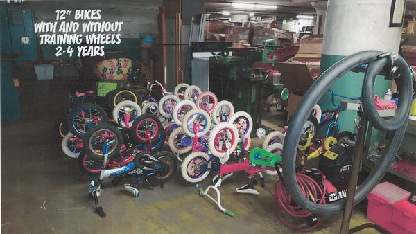 GiftsToGive Bicycles 2017