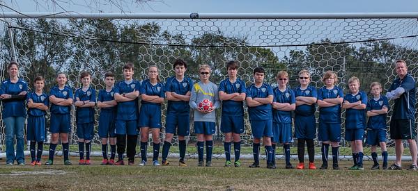2017 Oldsmar Soccer Club U14B Shea Travel Rec. Soccer