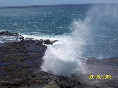 KAUAI- 9-05 Poipu Bay GC Hanalei