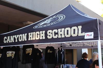 9/12/18 DAP Award Canyon High School