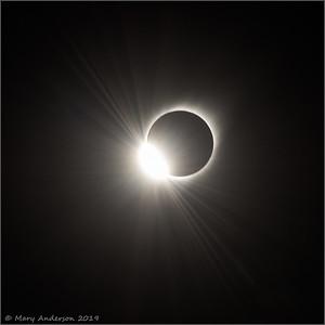 Total Solar Eclipse 2019 - Chile
